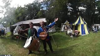 Datura Medieval Music   Bacche Bene Venies (360* video)