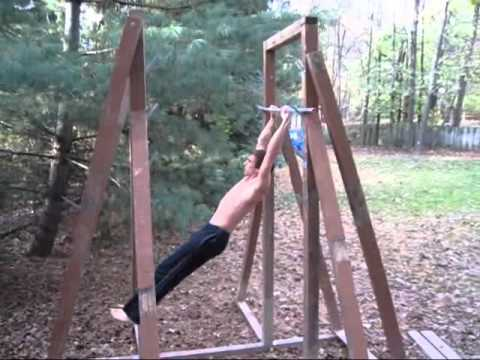 Physics Of The Ninja Warrior Salmon Ladder Wired