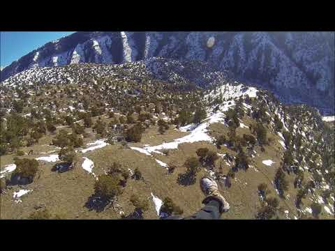 Speedflying Green Canyon - North Logan, Utah