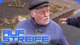 Rentner auf der FLUCHT! Pfleger macht seinen Job nicht | Auf Streife | SAT.1