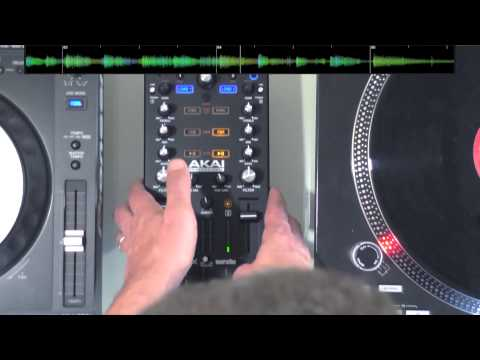 Review: Akai Pro AMX Mixing Surface For Serato DJ