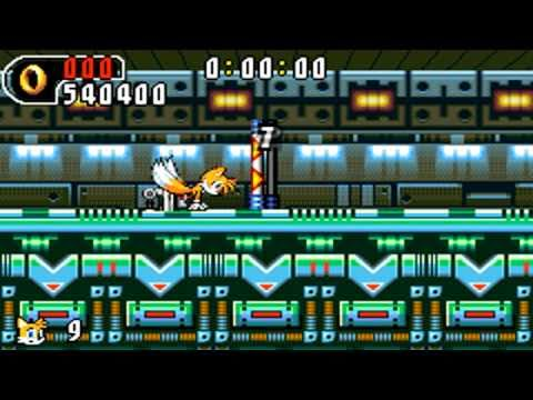 Sonic Advance 2 - Full Playthrough [Tails]