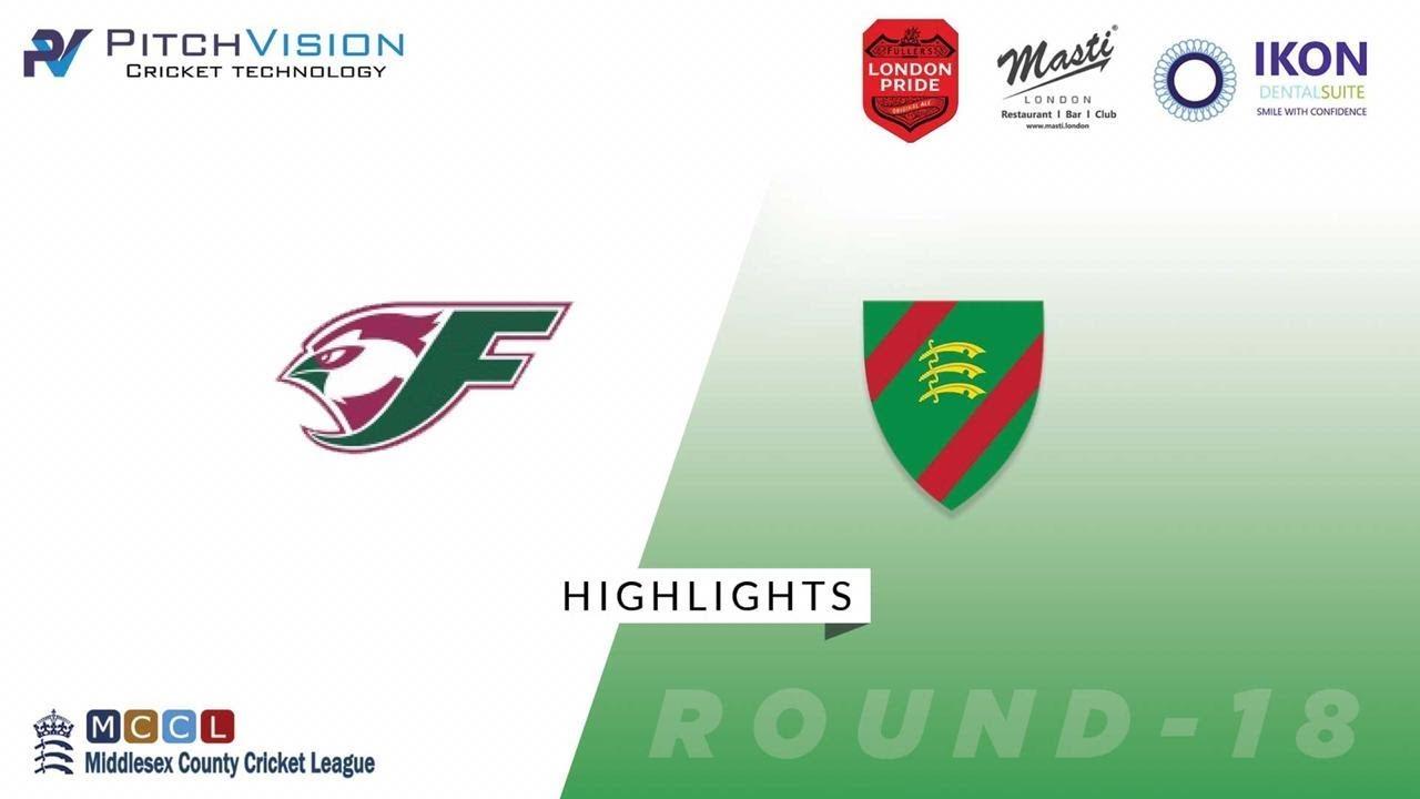 HIGHLIGHTS - Finchley CC 1st XI v Ealing CC 1st XI (ECB Prem)