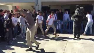 CRINGIEST SCHOOL DANCE BATTLE EVER | PART 2 Video