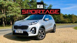 homepage tile video photo for 2020 Kia Sportage Review: Nissan Qashqai Killer? - Inside Lane