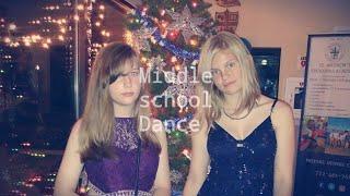 Middle School Dance 2018 (Vlog)