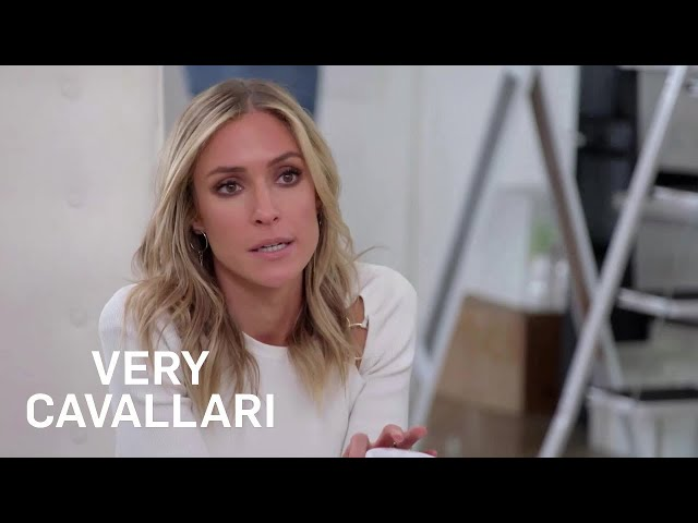 "Kristin Cavallari Shuts Down Drama\: \""Very Cavallari\"" Recap (S2, Ep10)   Very Cavallari   E!"