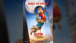 Alvin ve Sincaplar 4 anlatıyorum (spoiler)