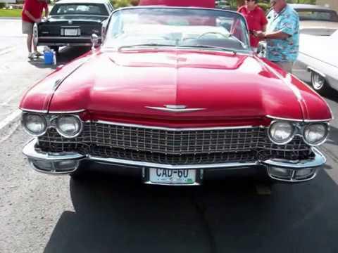 1960 Cadillac Eldorado Convertible Youtube