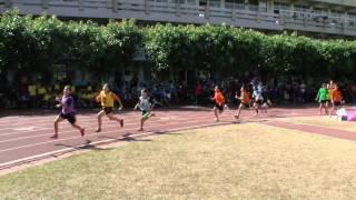社口國小103學年度六年2班女生400公尺接力