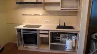 Сборка кухни для чайников, часть 7(Окончание работ по сборке, перед этапом установки фасадов., 2014-12-15T20:02:00.000Z)