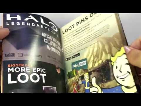 Loot Crate Unboxing - JUNE 2016 - DYSTOPIA