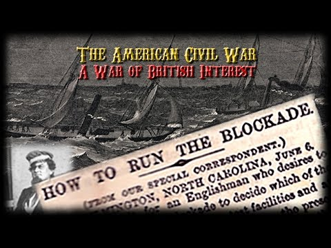 A War of British Interest- Ep. 1 HOW TO RUN THE BLOCKADE