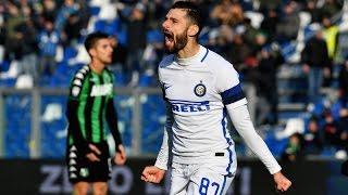 Download Video Sassuolo vs Inter 0-1 All Goals 2016/ 17 HD MP3 3GP MP4