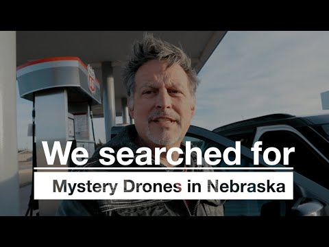 Drone Chasing Nebraska... We Found Something!!!