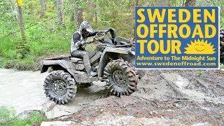 Sweden Offroad Tour Gröndal ATV - VLOGG #6