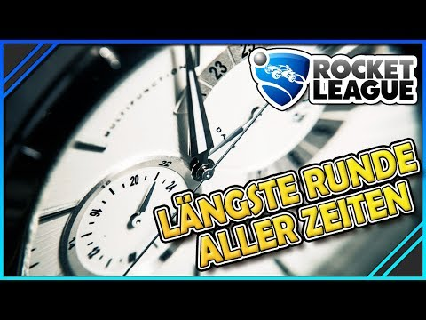 LÄNGSTE RUNDE aller Zeiten 🔮 Rocket League thumbnail