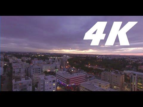 DJI Phantom 3 | 4K Footage | Nicosia, Cyprus