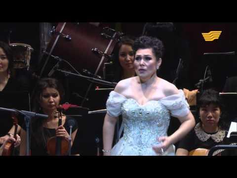 Концерт Майра Мұхамедқызы  «Шырқар әнім - Астана көктемі»
