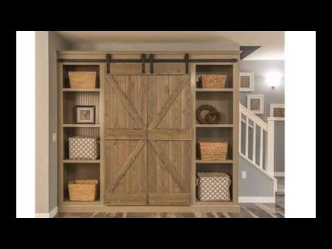 Closet Barn Doors Youtube