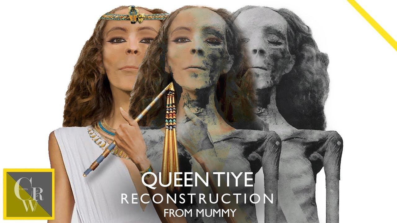Download QUEEN TIYE FACIAL RECONSTRUCTION FROM MUMMY