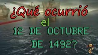 12 de octubre de 1492 Descubrimiento de América  (Resumen)