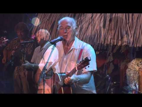 Jimmy Buffett 'Song for the Children' in Bora Bora