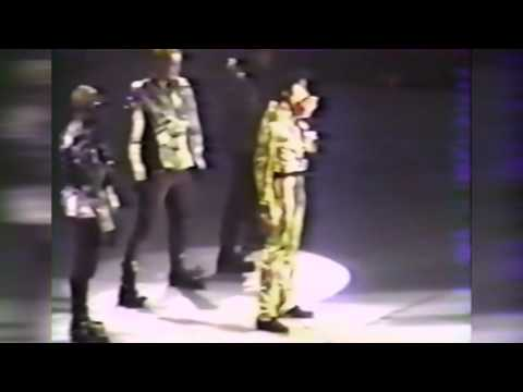 Michael Jackson   History Tour Live in Basel   July 25, 1997 Amateur