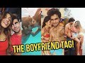 BOYFRIENDD TAG | How we met, marriage, weird habits!