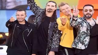 Backstreet's back with new Backstreet Boys album and world tour