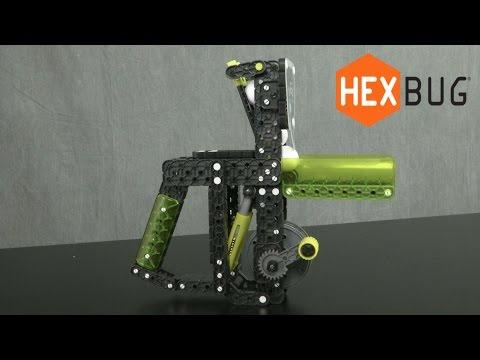 VEX Robotics Snap Shot Launcher from Hexbug