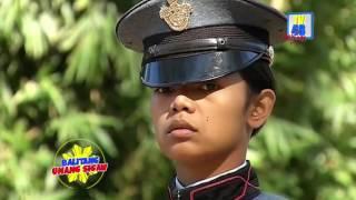 Pangarap ng ama, tinupad ni PMA Class of 2017 Topnotcher Cadet First Class Rovi Mairel Martinez