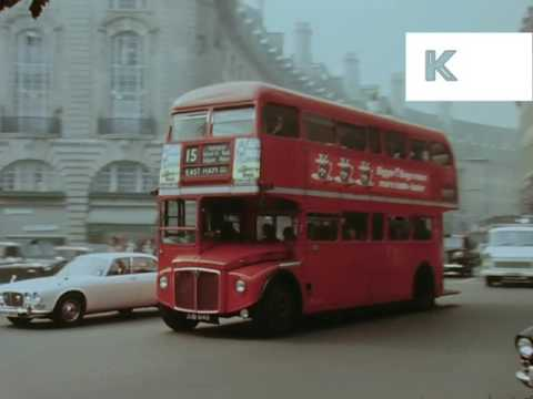 1970s London West End Streets, Unseen Footage