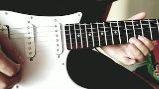 Santana - Do you remember me (Guitar Cover)