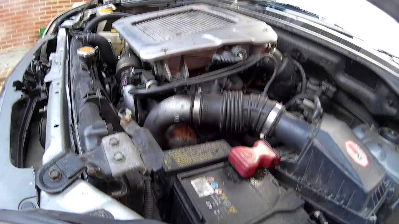 Nissan X Trail 2003 2.2 DCI SPORT injecteur 136