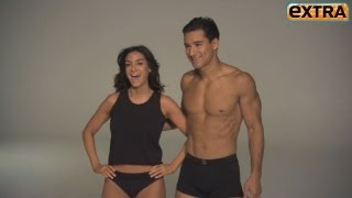 Mario Lopez Models Underwear in Sexy Photo Shoot