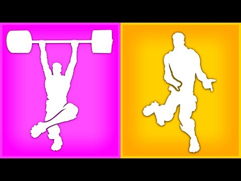 THESE EMOTES Have NEVER RETURNED To The ITEM SHOP..! Fortnite Rare Emotes