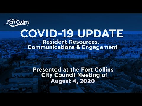 view COVID-19 Update - Resident Resources video