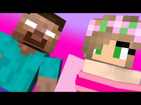 Monster School - Magic -Brewing Challenge - Girls vs Boys Swimming - Dating Love Minecraft Animation