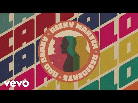 Ricky Martin – Cántalo (Letra) ft. Residente, Bad Bunny