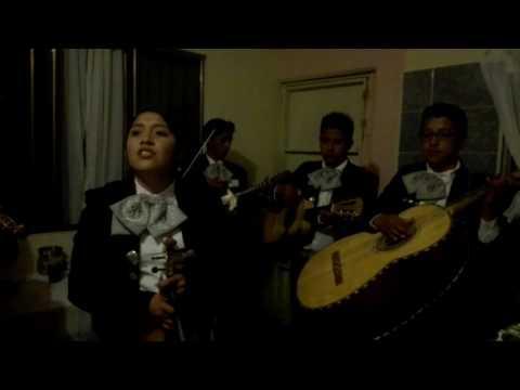 """""""Cielo rojo"""" mariachi luna San Agustín mimbres"""