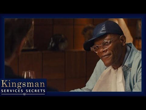 Kingsman : Services Secrets - Extrait Les films d'espionnage [Officiel] VF HD