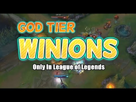 [Spoiler] God Tier Winions - China VS Korea 2017 All-Star