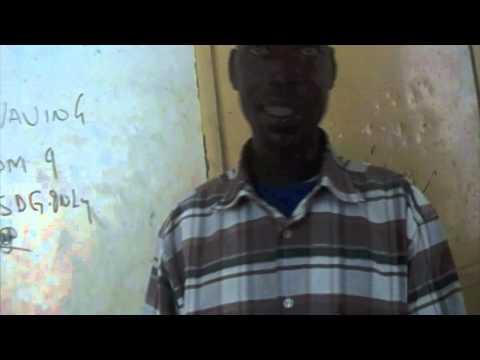 My visit to Juba University-South Sudan Part 2(Jubawood Video)