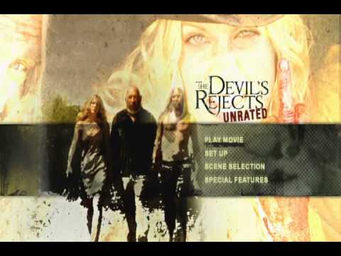 The Devils Rejects DVD Menu
