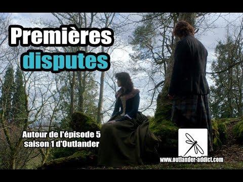 Premieres Disputes Autour De L Episode 5 Saison 1 D Outlander Outlander Addict