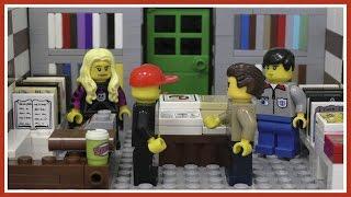 Lego Мультфильм Город Х - 4 сезон ( 12 эпизод)