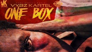 Vybz Kartel - One Box (Raw) [Official Audio] January 2018