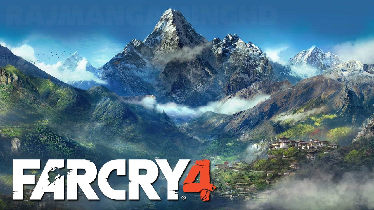 FAR CRY 4 (V1.8 INCL 3DLC MULTI2 RELOADED)
