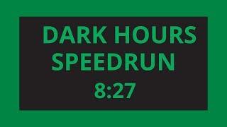 The Division 2 SPEEDRUN 8:27 RAID Dark Hour Bestzeit/ nächstes Ziel 8:15